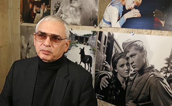 Глава «Мосфильма» Карен Шахназаров