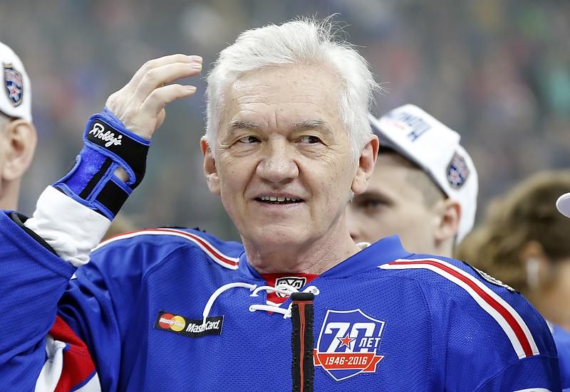 Председатель совета директоров хоккейного клуба СКА Геннадий Тимченко