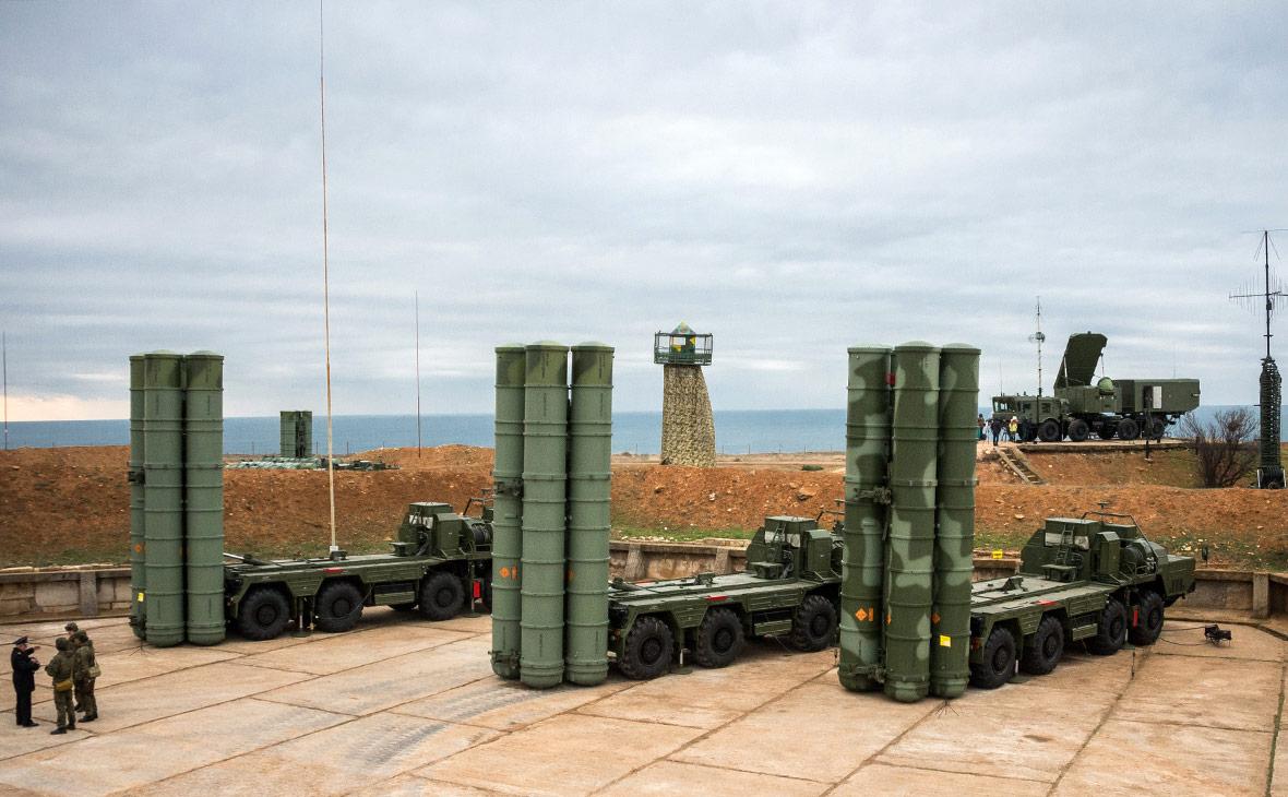 Системы ПВО С-400