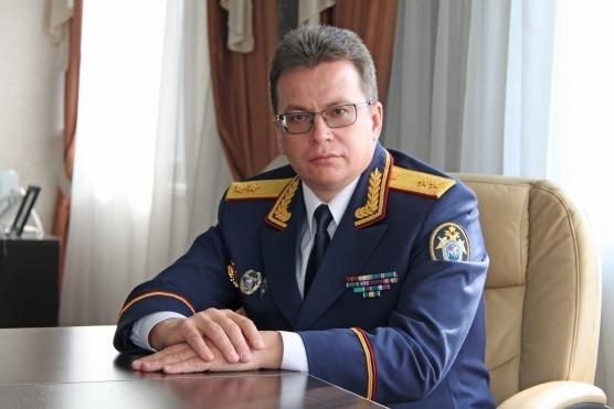 Генерал-лейтенант юстиции Петр Решетников