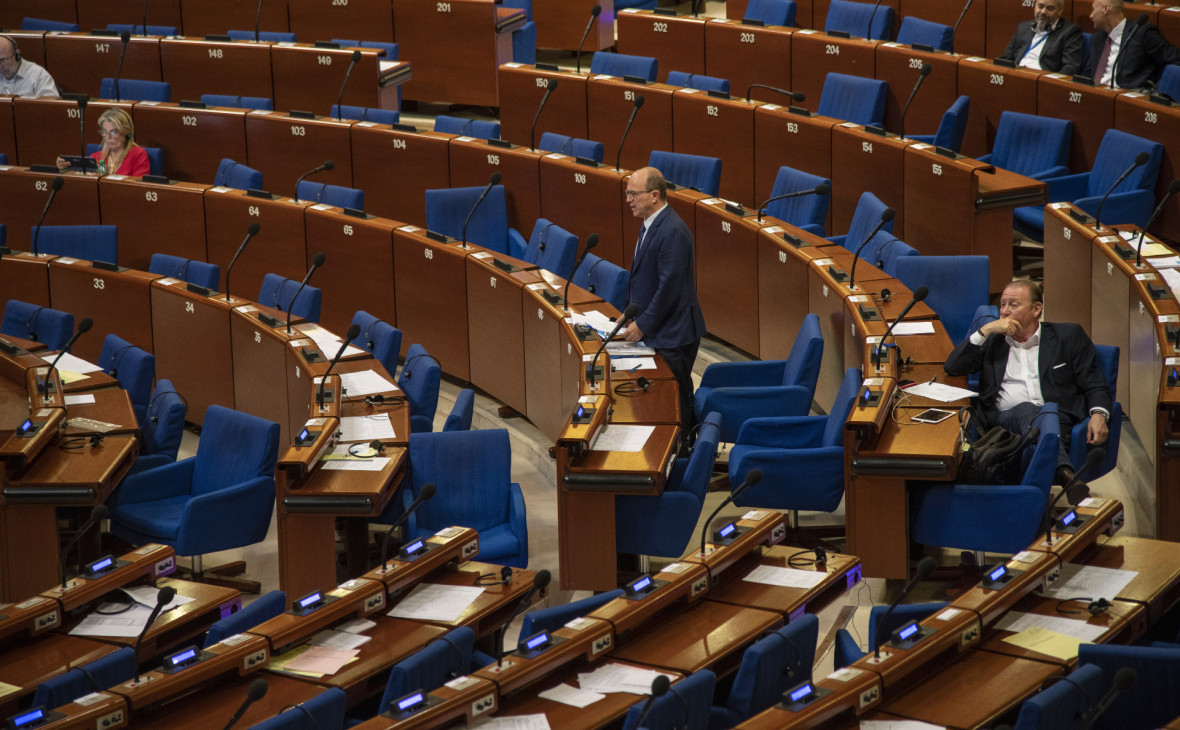 В ПАСЕ внесут резолюцию от стран— противников возвращения России