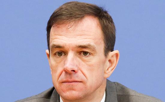 Представитель МИД ФРГ Мартин Шефер