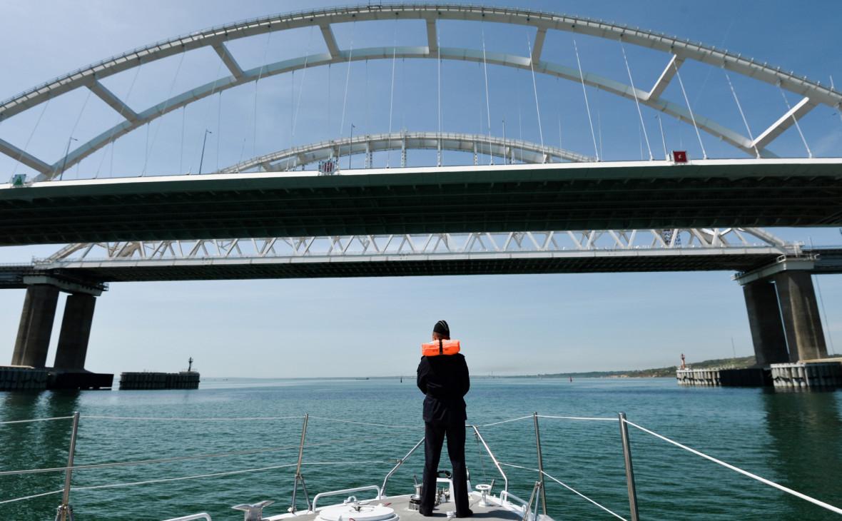 Посольство назвало статью FT о Крымском мосту низкопробной журналистикой
