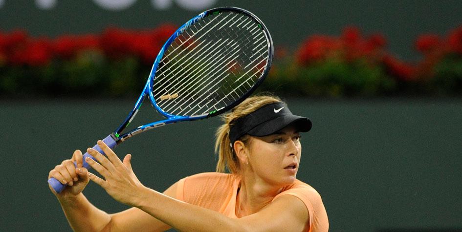 Шарапова проиграла в WTA Tour в третий раз подряд