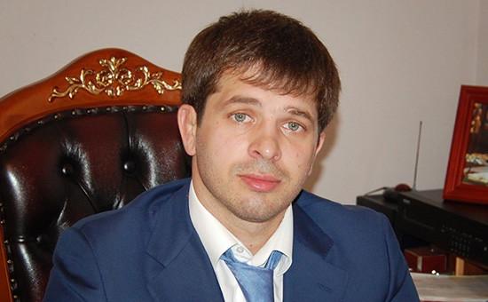 Глава Кизлярского района Дагестана Андрей Виноградов