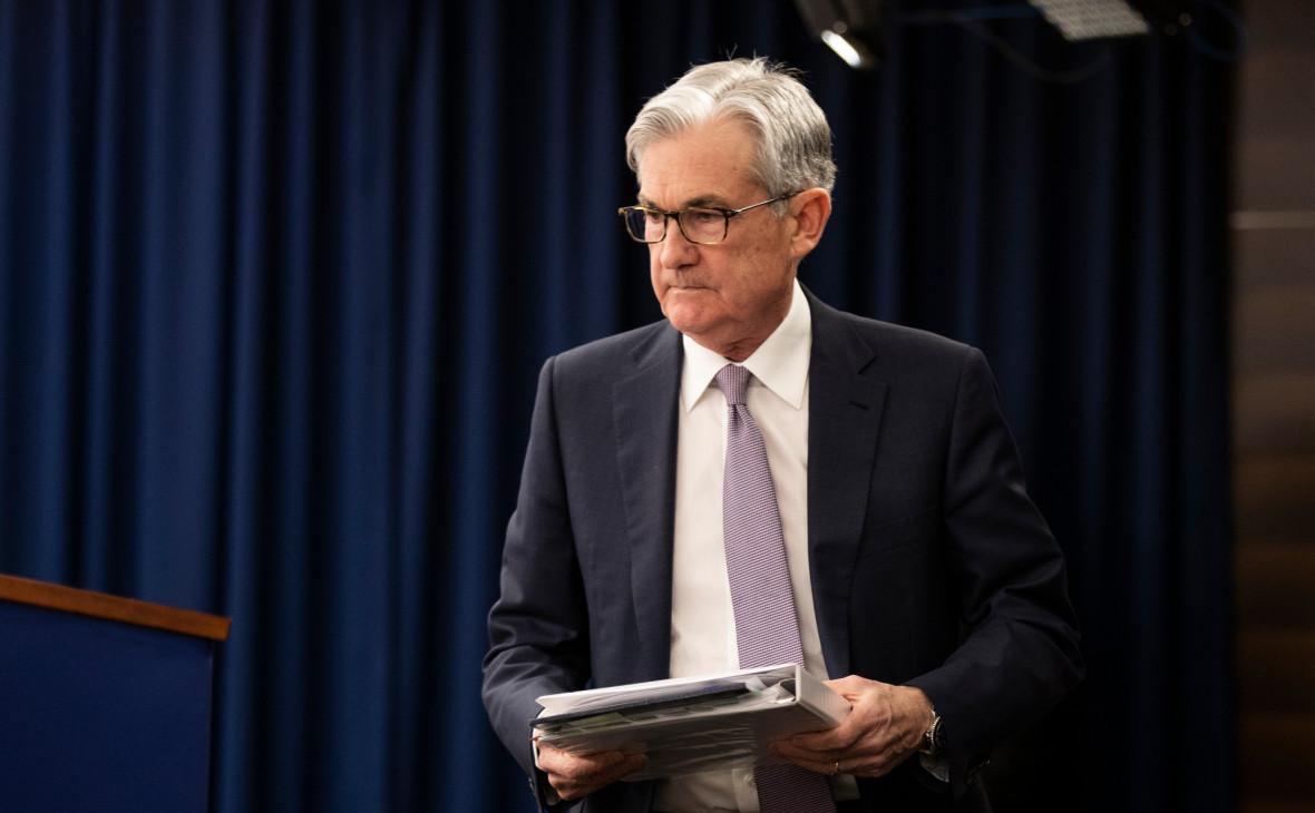 СМИ узнали о планах Трампа добиться от ФРС снижения ставки из-за вируса