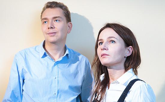 Сооснователи компании SmartwayМаксим Яремко и Инна Ткаченко