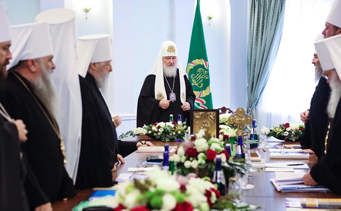 РПЦ разорвала отношения с Константинопольским патриархатом