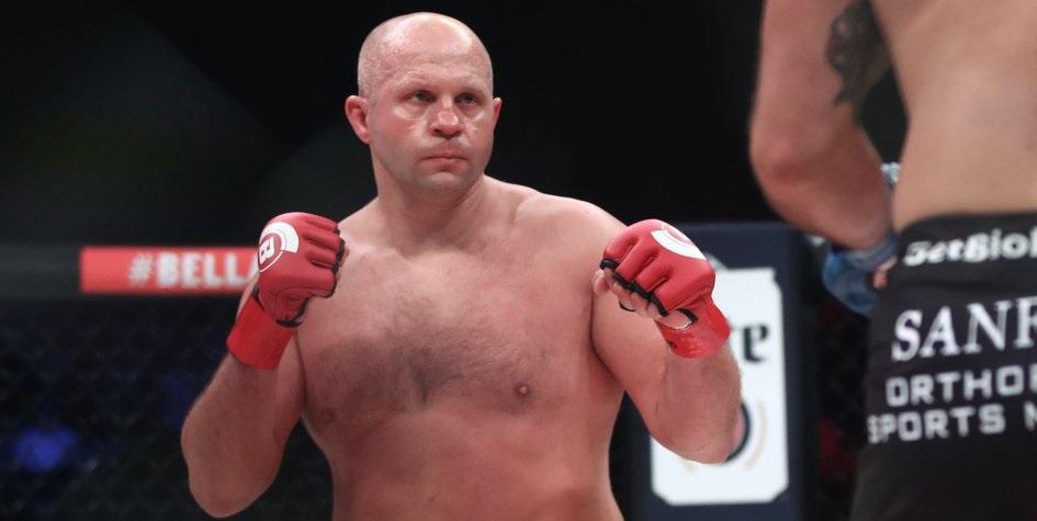 Bellator назвал следующего соперника Федора Емельяненко