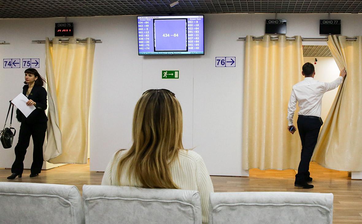Сервисно-визовый центр Франции в Москве