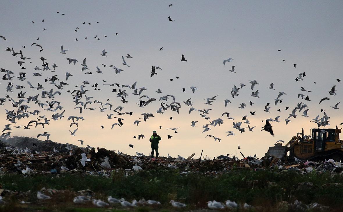 Коломна завод по переработке мусора