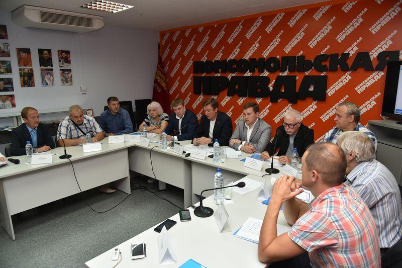 """Фото: пресс-центр """"КП в Новосибирске"""""""