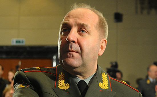Начальник Главного разведывательного управления Игорь Сергун