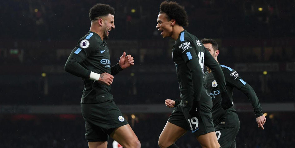 «Манчестер Сити» второй раз за четыре дня разгромил «Арсенал»