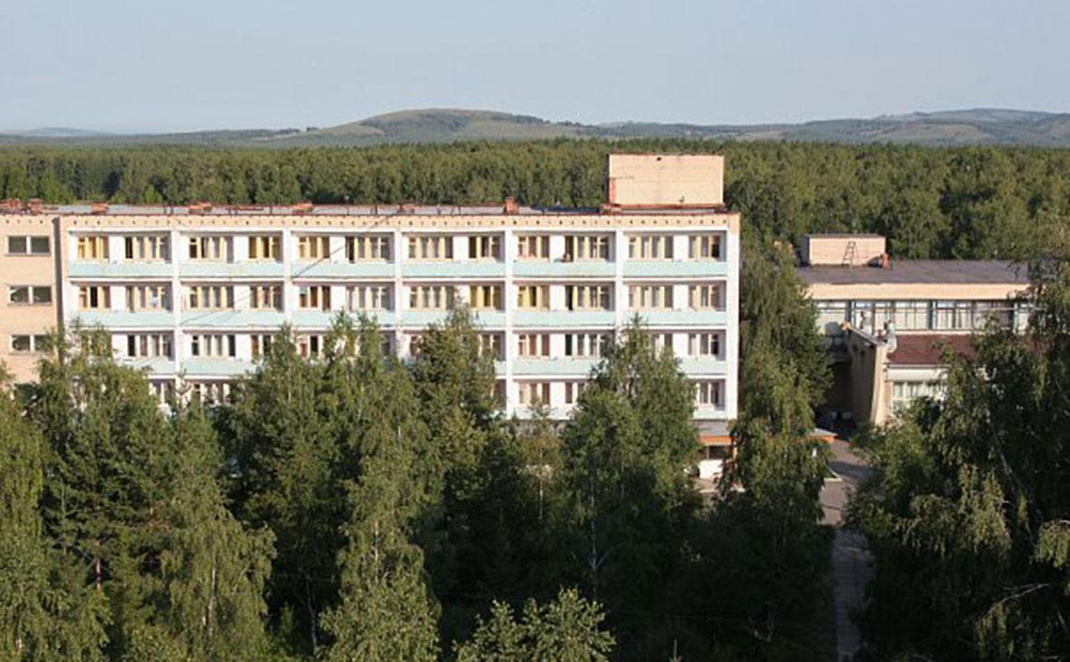 Санаторий «Карагайский бор»