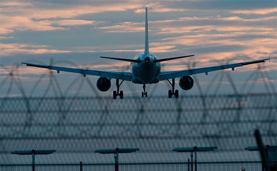 Самолет Airbus А321. Архивное фото