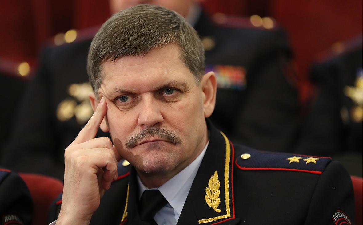 СМИ узнали об отставке начальника оперативного управления МВД России