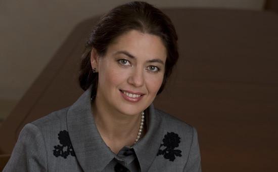 Татьяна Тылевич, генеральный директор «Императорского фарфорового завода»