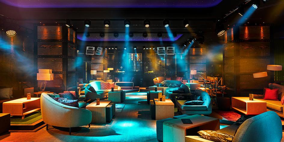 В отеле актера будет ночной клуб
