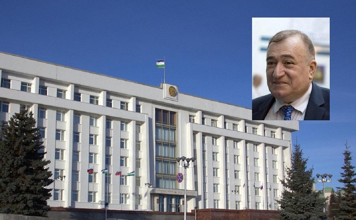 Шаварш Карапетян назначен советником главы Башкирии