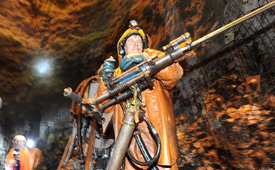 """Строительство самой глубокой в Евразии шахты в Норильске, ГМК """"Норильский никель"""""""