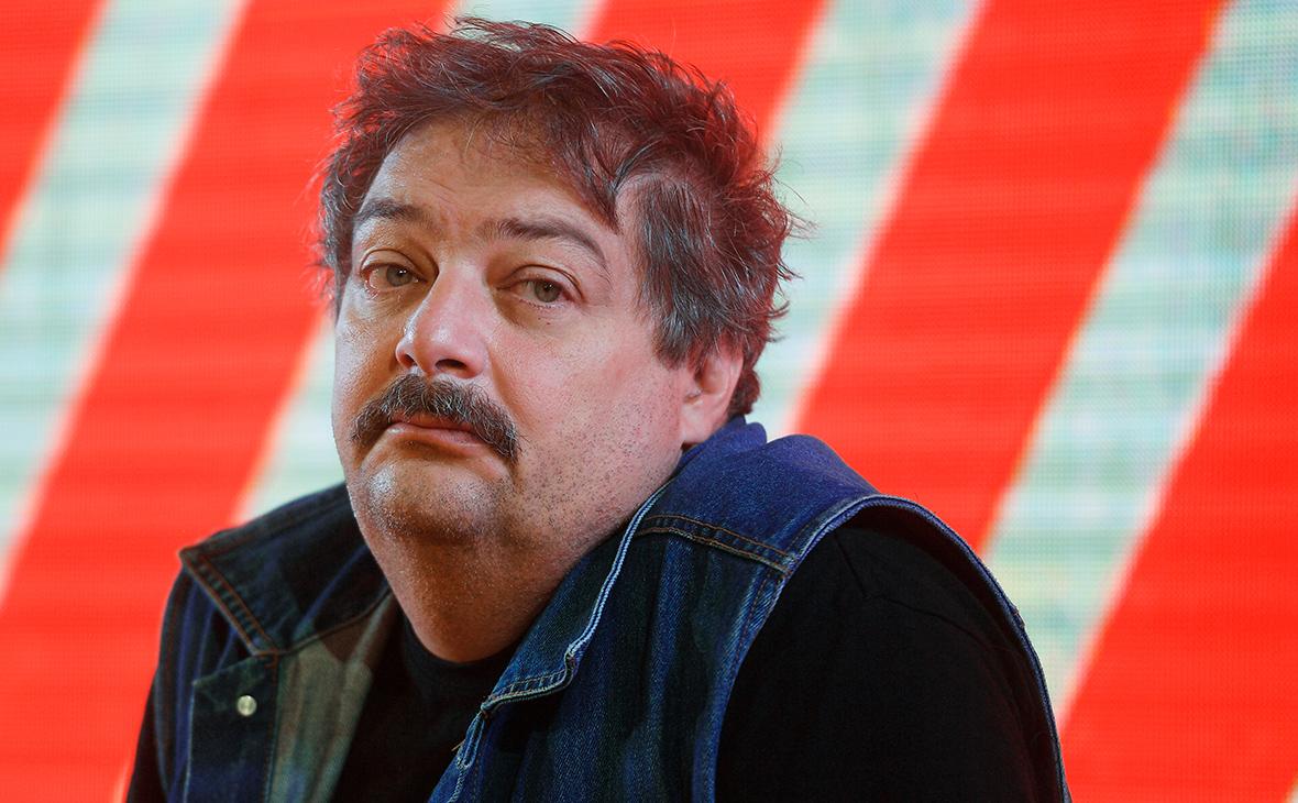 Минздрав Башкирии сообщил о тяжелом состоянии писателя Быкова