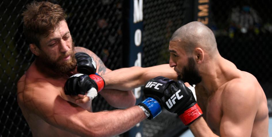 Фото: Хамзат Чимаев (Фото: UFC)