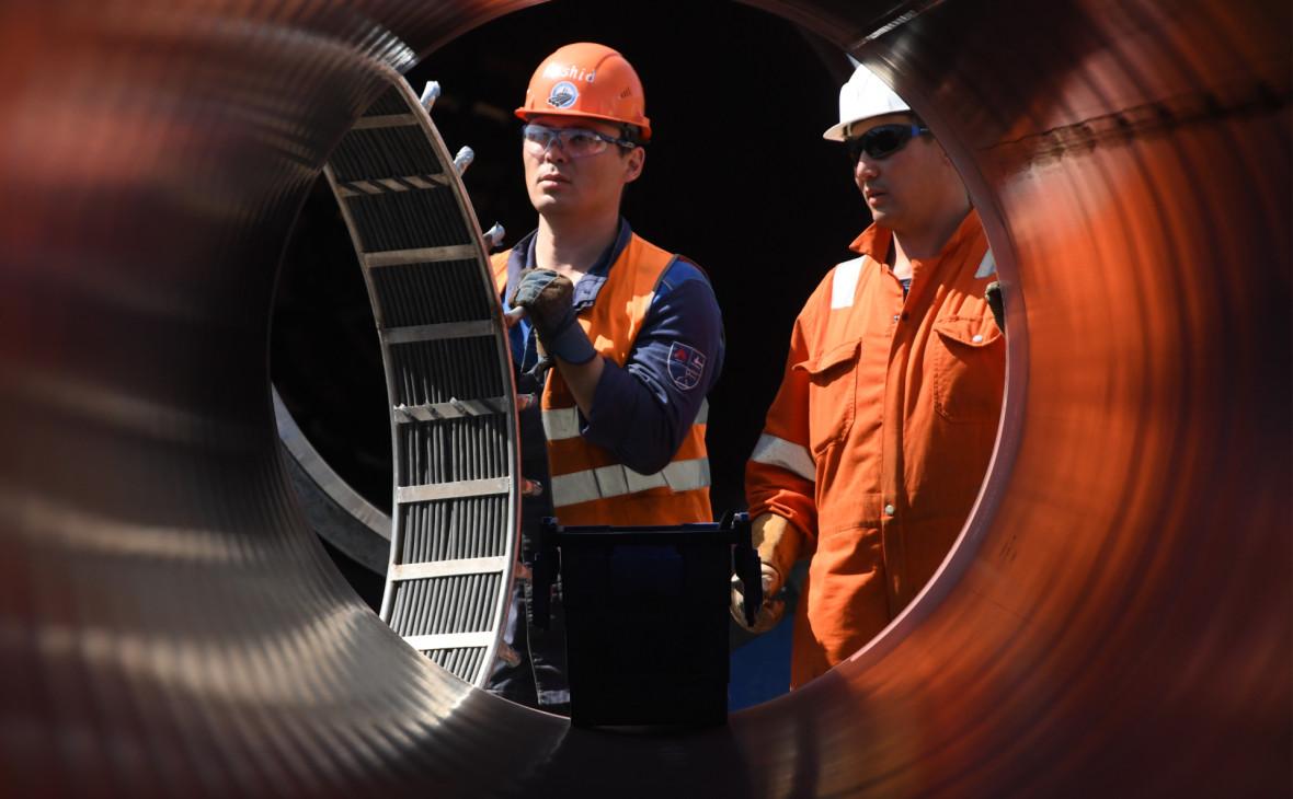 «Нафтогаз» поблагодарил США за санкции против «Северного потока-2»