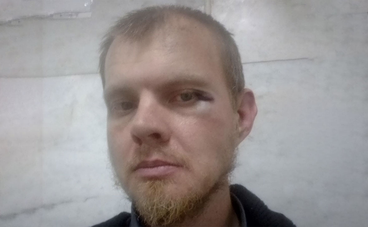 Алексей Барабошкин