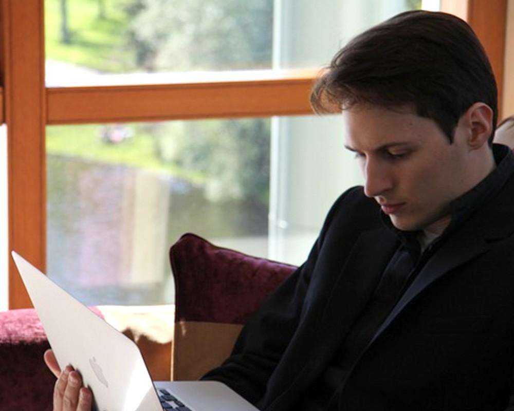 Фото:vk.com/durov