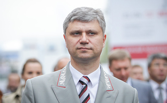 Президент ОАО«Российские железные дороги» (РЖД) Олег Белозеров
