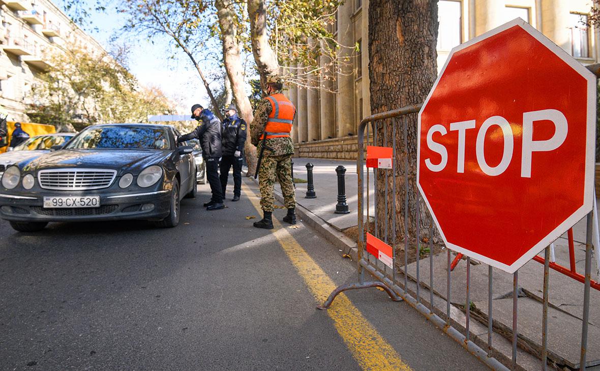 Азербайджан закроет сухопутную границу с Россией из-за пандемии