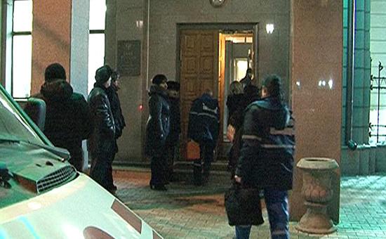 Филиал Центробанка в Благовещенске, где произошло убийство