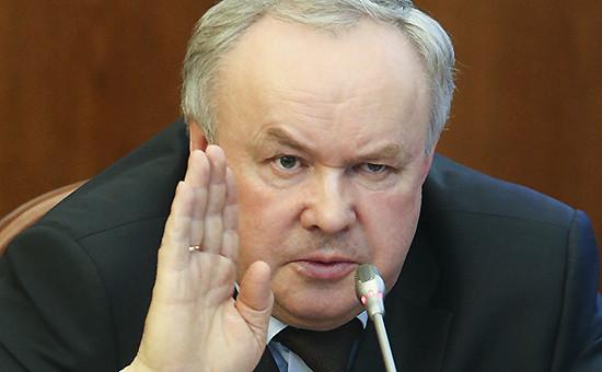 Гендиректор компании «НПО Мостовик» Олег Шишов