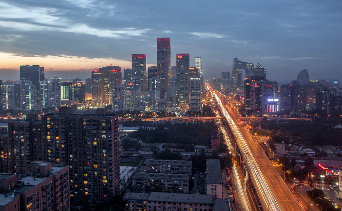 Пекин, столица Китая