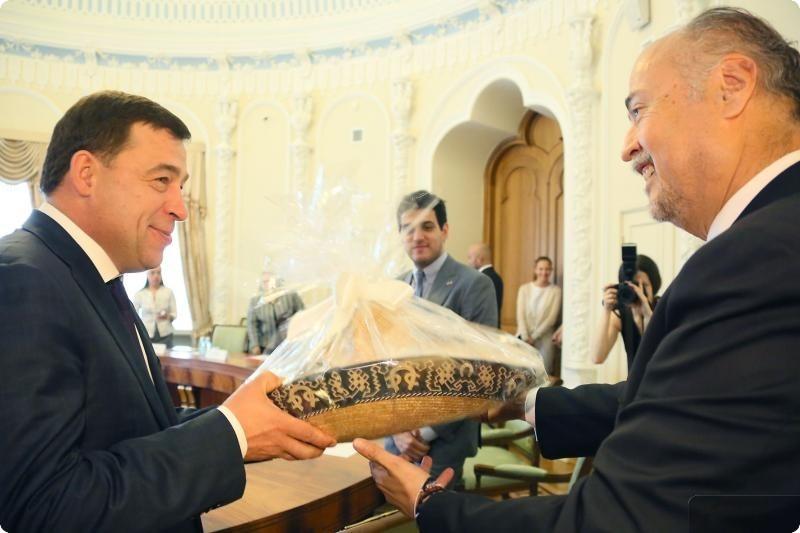 Фото:правительство Свердловской области