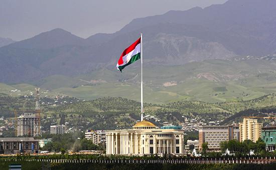 Таджикистан, Душанбе