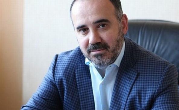 Основной акционер ювелирной сети «Яшма золото» Игорь Мавлянов