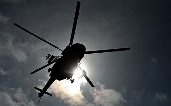 ВертолетМи-8, 2015 год