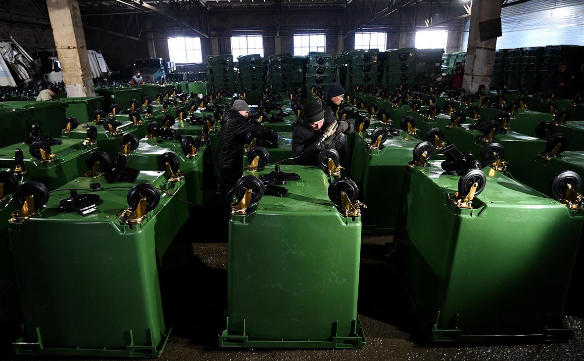 В Минприроды предложили штрафовать бизнес за неоплату вывоза отходов