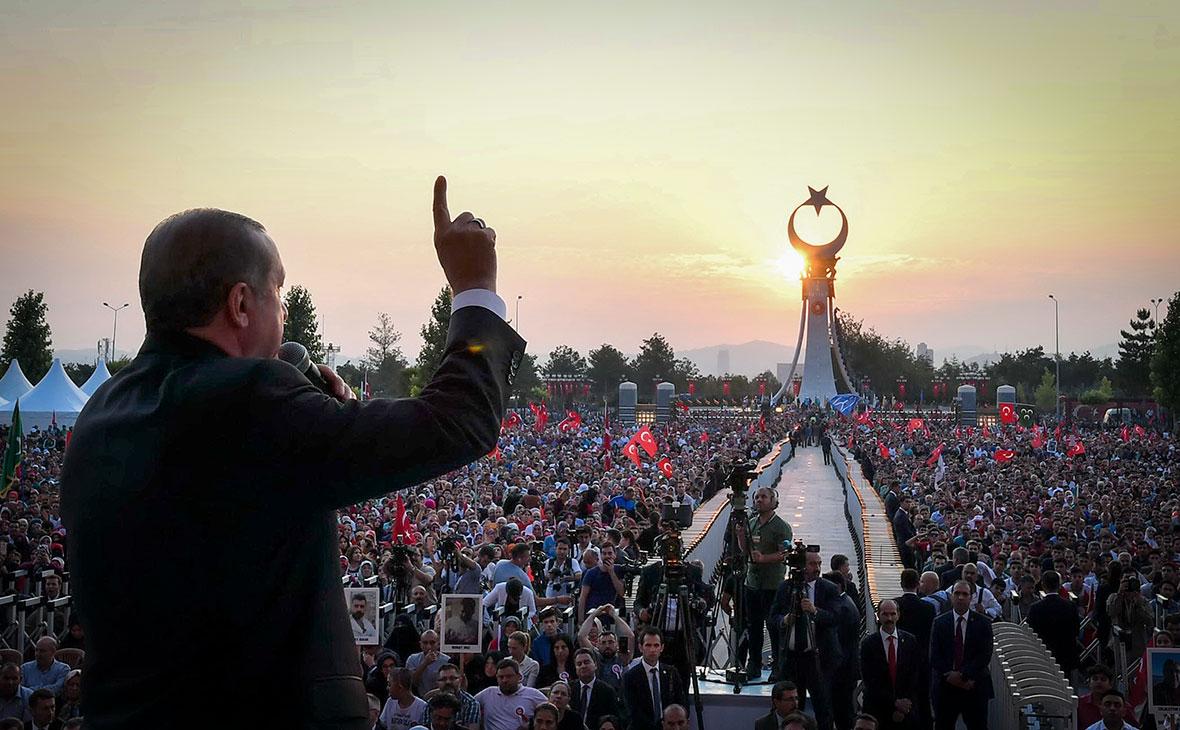 Реджеп Эрдоган
