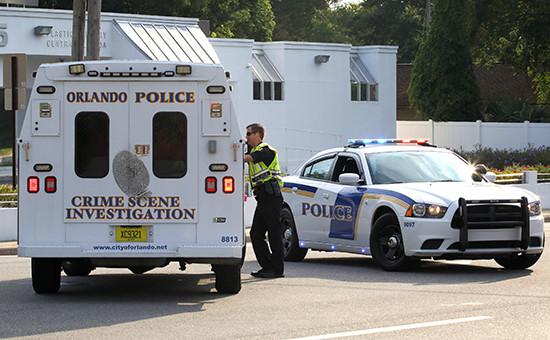 Спецслужбы наместе преступления