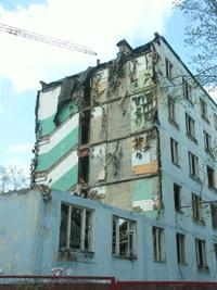 Фото:В ЮВАО столицы в 2009 году было переселено 1,5 тыс. семей