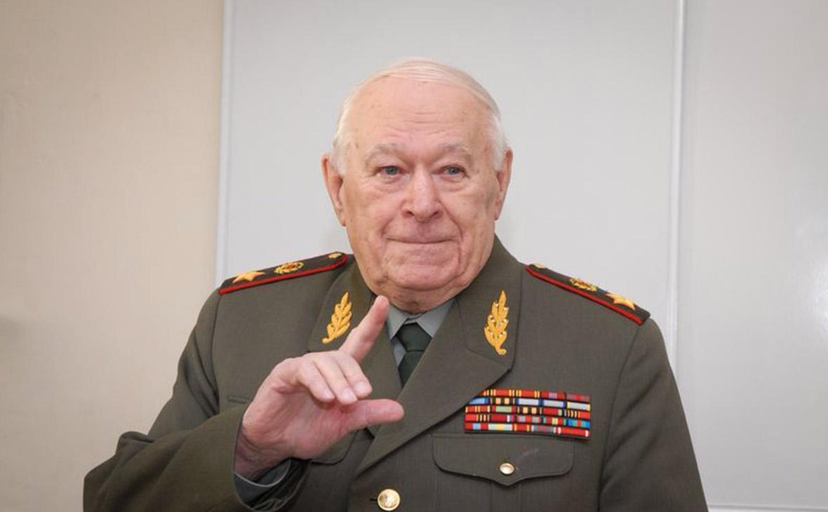 Умер главный в КГБ по борьбе с идеологическими диверсиями Филипп Бобков