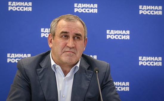 Секретарь генерального совета партии «Единая Россия», заместитель председателя Государственной думы РФСергей Неверов