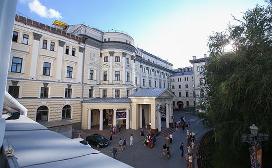 Большой зал Московской государственной консерватории
