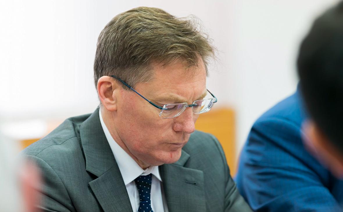 Олег Горшков