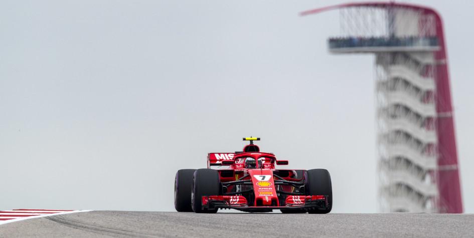 Кими Райкконен впервые за пять сезонов выиграл гонку Формулы-1