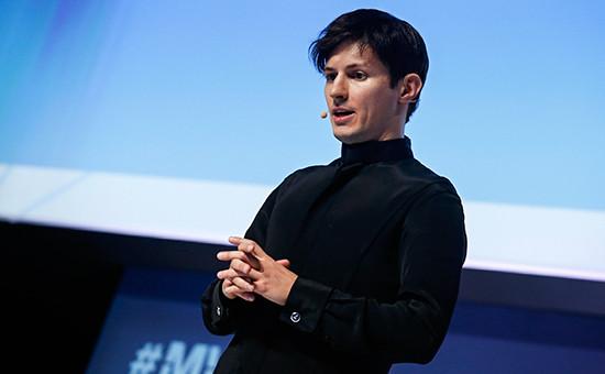 Основатель социальной сети «ВКонтакте» имессенджера Telegram Павел Дуров