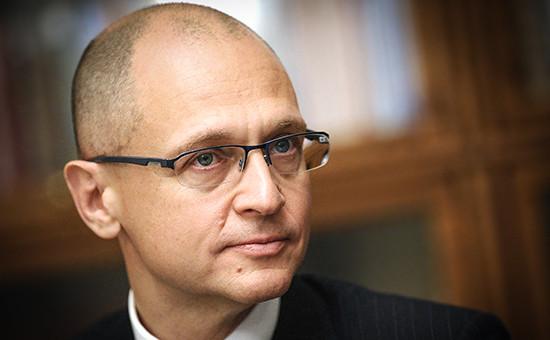 Генеральный директор госкорпорации «Росатом» Сергей Кириенко